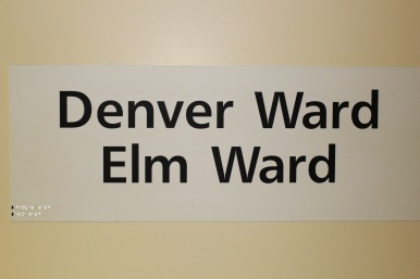 Denver & Elm - Sign