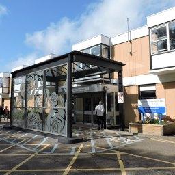 QEH Front Entrance