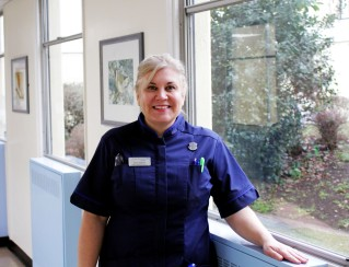 Emma Hardwick - Chief Nurse