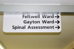 Feltwell & Gayton - Sign