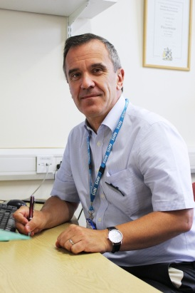 Dr Nick Lyons - Medical Director
