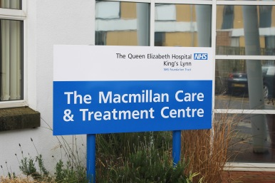 Macmillan Sign