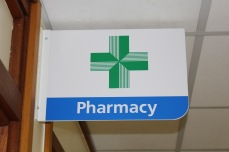 Pharmacy - Sign