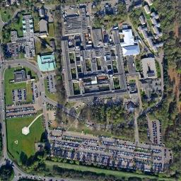 QEH Aerial View