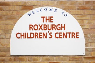 Roxburgh - Sign