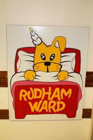 Rudham Ward - Sign