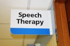 Speech Therapy - Sign