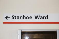 Stanhoe Ward - Sign