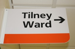 Tilney Ward - Sign