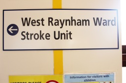 West Raynham - Sign