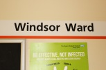 Windsor Ward - Sign