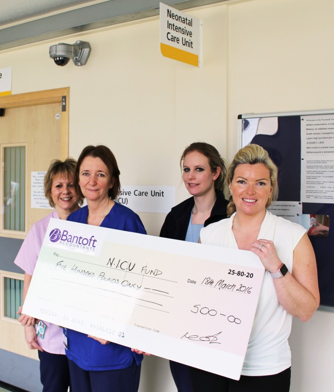 The Queen Elizabeth Hospital Takes Account at the Neonatal Care Unit