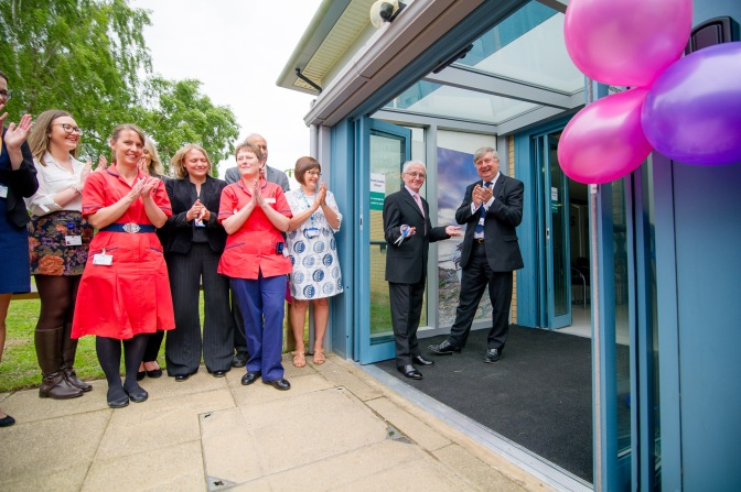 New Breast Unit at The QEH to benefit 1000s of patients