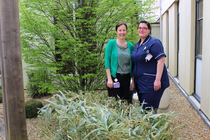 Dying Matters at The Queen Elizabeth Hospital