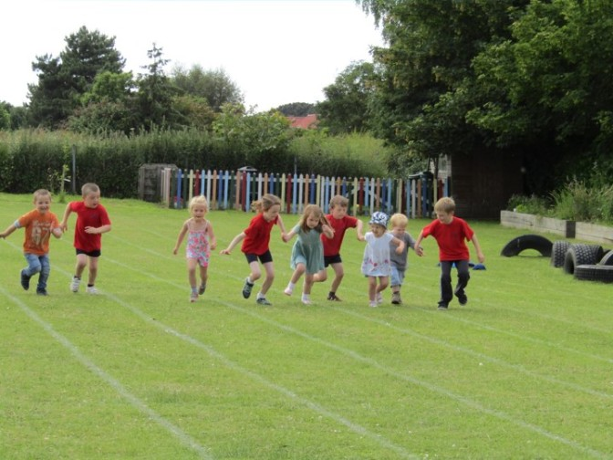 Brancaster sports day supports ExCel