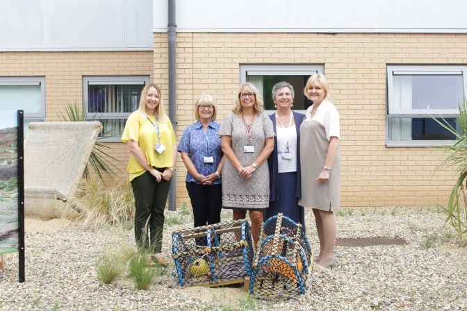 Memorial garden to give new hope for families