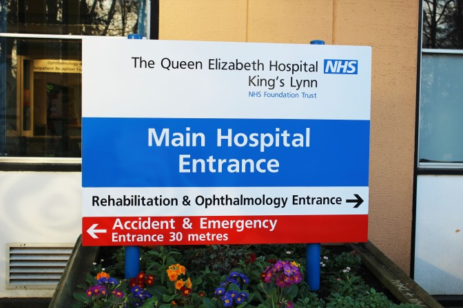 Major refurbishment for Stroke Unit
