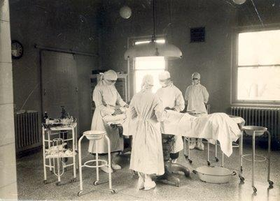 Old hospital picture 3