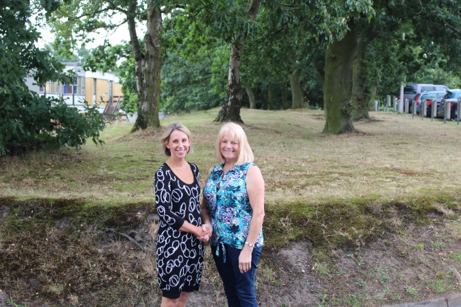 Linda retires after 44 years of helping to deliver babies in West Norfolk