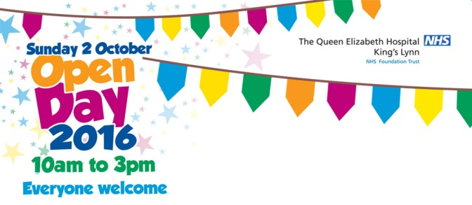 Fun for all the family as QEH celebrates with open day