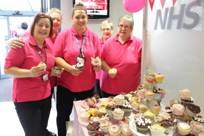West Norfolk Breast Unit supports Wear It Pink