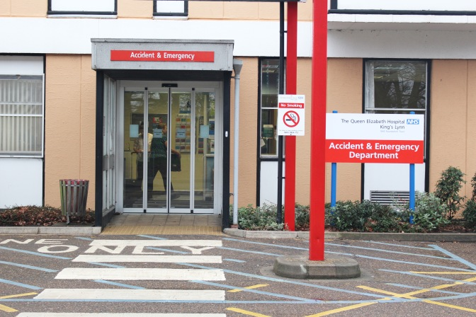 QEH appeals for public's help in dealing with spike in demand