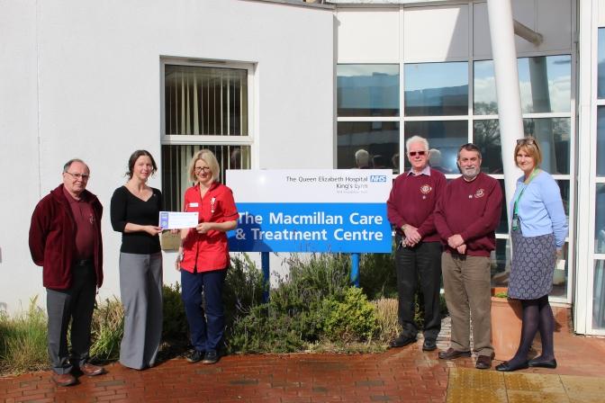 Downham Lions roaring successful fundraising