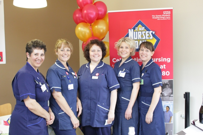 Celebrating our Nursing superheroes