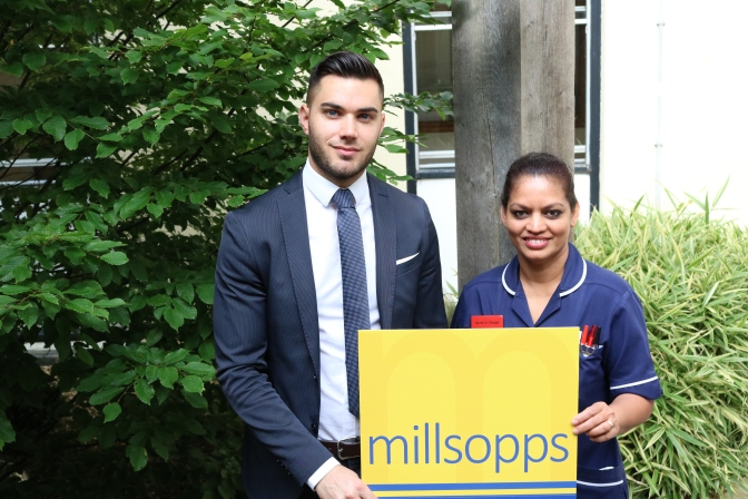 Generous Estate Agents support ExCel Appeal