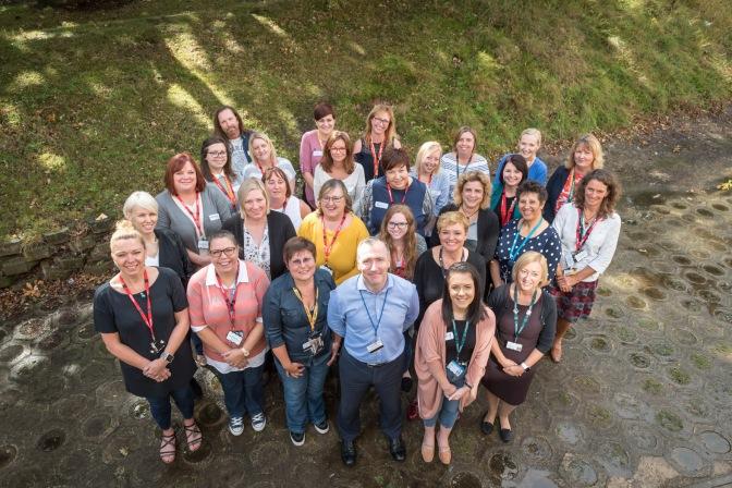 New recruits join Nursing Apprenticeship scheme