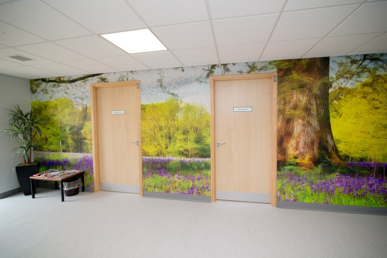 Breast Unit Ultra Sound Rooms