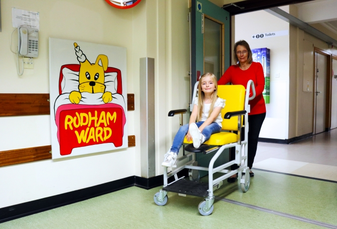 QEH makes 'Wheely Big Appeal' for your help