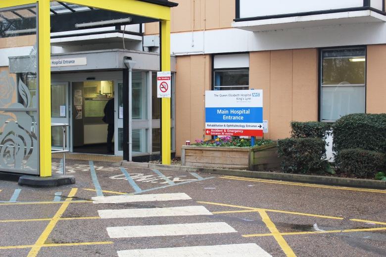 Main Entrance - Entrance