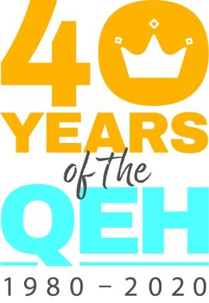11163_QEH_40 Year Logo